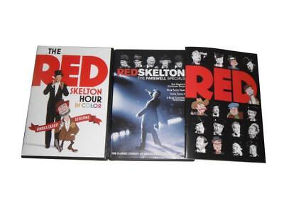 The Red Skelton Hour In Color DVD 11-Disc Set Collection New