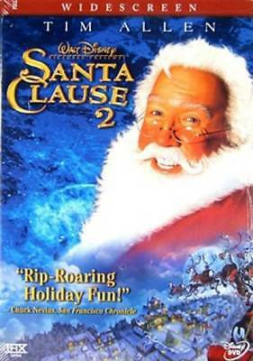 Santa Clause 2 Widescreen Edition