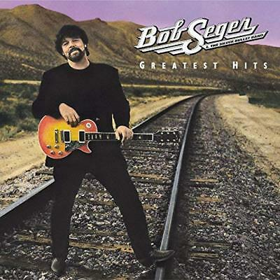 Greatest Hits Bob Seger - The Silver Bullet Band ICON CD Aug-2013 Capitol