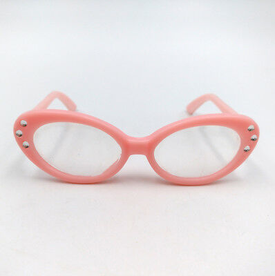 Fit For 18 American Girl Sunglasses Pink Glasses With Crystal Doll Accessories