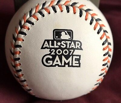 2007 ALL STAR GAME RAWLINGS OFFICIAL GAME BASEBALL ASBB07 NEW BLEM IN BOX