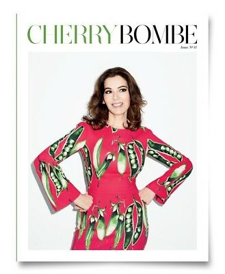 Cherry Bombe Magazine Issue 11 Home Cooks Rule With Cover Girl Nigella Lawson