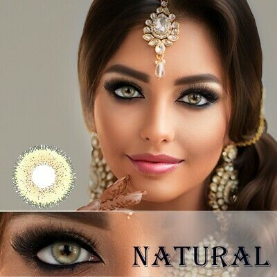 Vibrant Color Contacts Eye Lenses Colorblends Cosmetic Makeup Eye Lens USA Stock
