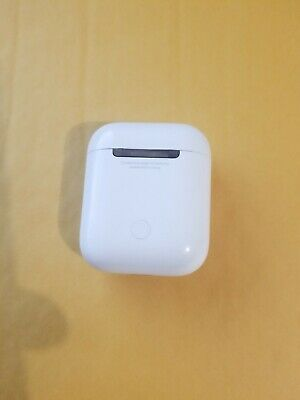 Apple AirPods Genuine OEM Charging Charger Case ONLY No AirPod SHIP TODAY