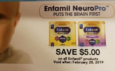 Enfamil Products 5 coupon
