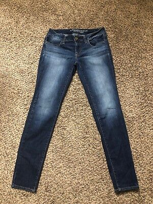 American Eagle Outfitters Jegging Stretch Jeans Size 6 Regular