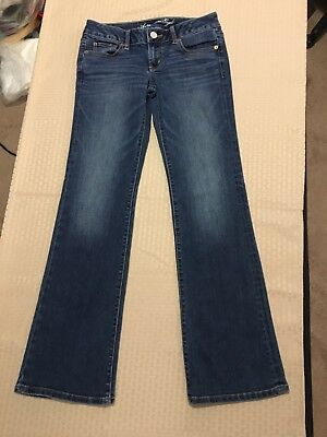 American Eagle Outfitters Woman's Stretch Favorite Boyfriend Jeans Size 4