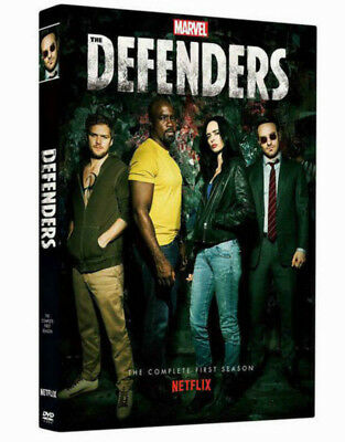 The Defenders First Season 1 DVD NEW - SEALED in Box