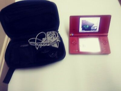 Nintendo DSi With Charger And Case