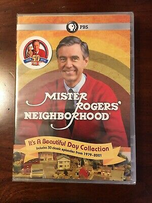 mr rogers neighborhood DVD Set