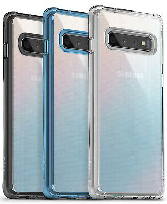 Samsung Galaxy S10 S10 Plus S10e  Ringke FUSION Clear Shockproof Cover Case