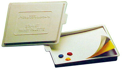 MASTERSON ART PRODUCTS 857 STA-WET HANDY PALETTE WITH LID 8-12X7