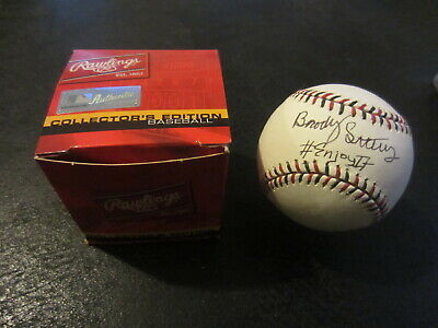 2015 OFFICIAL MLB RAWLINGS ALL STAR GAME BASEBALL SIGNED BY STEVEN BRODY STEVENS