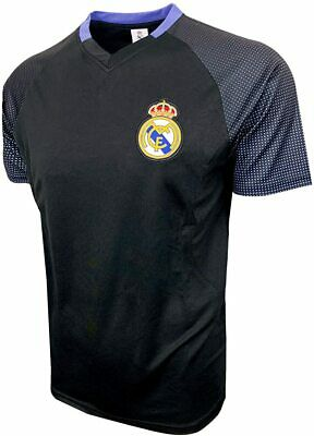 Real Madrid 2020 Official Team Training Jersey - Navy Blue