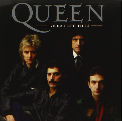 Greatest Hits by Queen NEW CD 20 TRACKSFreddie MercuryBrian MayRoger Taylor