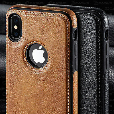 Slim Luxury Leather Ultra Thin TPU Skin Case Cover For iPhone XRXS MAX87 Plus