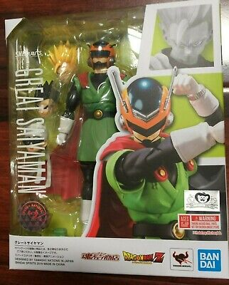 NEW IN STOCK S-H-Figuarts Great Saiyaman Dragon Ball Z Bandai  BEST PRICE  USA