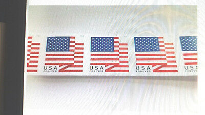 200  USPS Forever Stamps 2 Rolls 100    Look Now    89-50