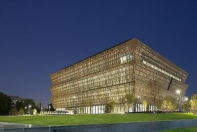 NMAAHC African American Museum- Saturday October 17 2020
