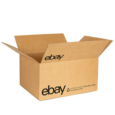 eBay-Branded Boxes With Black Color Logo 16 x 12 x 8