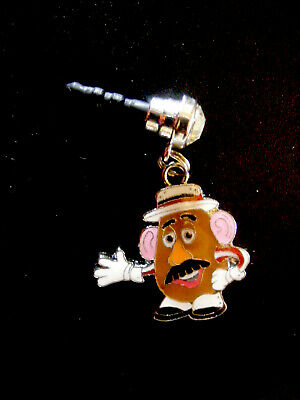 Mr Potato Head Cell phone dust cover plug