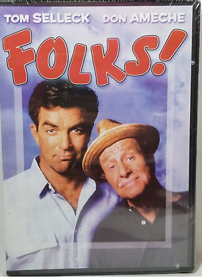 Folks DVD 2006 Rare OOP NEW AND SEALED