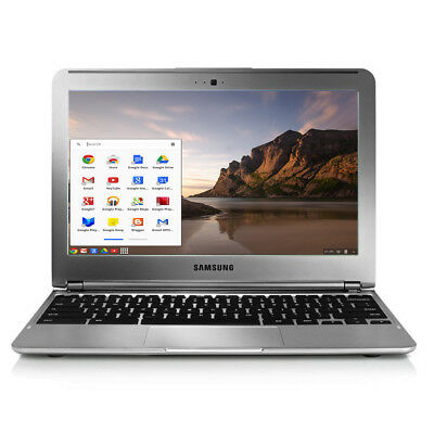 Samsung Chromebook 11-6 Laptop 1-7GHz 2GB Ram 16GB SSD XE303C12 WITH CHARGER