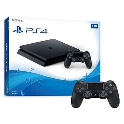 PlayStation 4 Slim 1TB Console with Controller- In Original Box