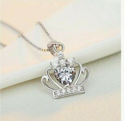 Mothers day gift Necklace Women fashion jewelry high quality-Silver color