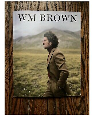WM Brown Magazine-1st Issue Limited Copies Available- Fall 2018