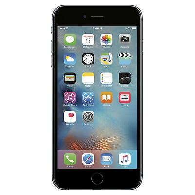 Apple iPhone 6S PLUS 5-5 inch 128GB GSM Unlocked Space Gray - Excellent