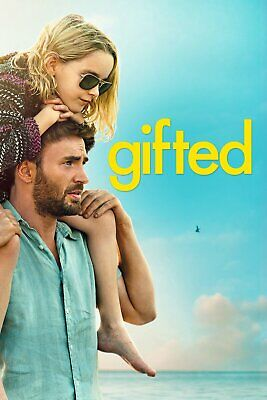 Gifted 2017 DVD