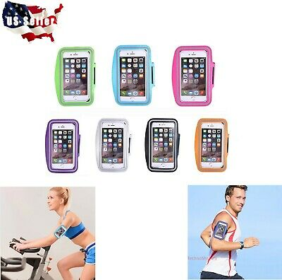 Sport Armband Case For iPhone 8765All Plus XXSXR Gym Pouch Phone Holder