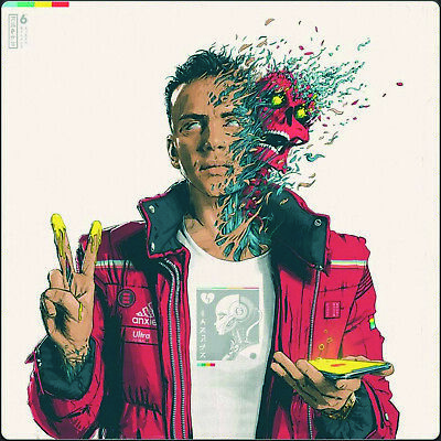 Logic - Confessions of a Dangerous Mind CD