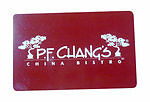 100 PF Changs Gift Card 50 OFF