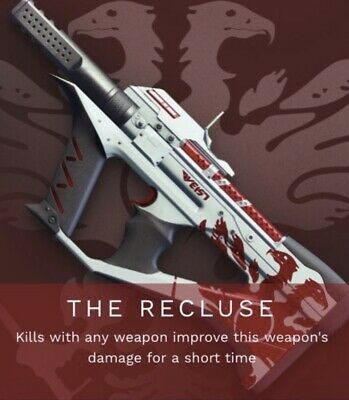 Destiny 2 The Recluse Full Quest Completion - 2100 Points PS4XboxPC
