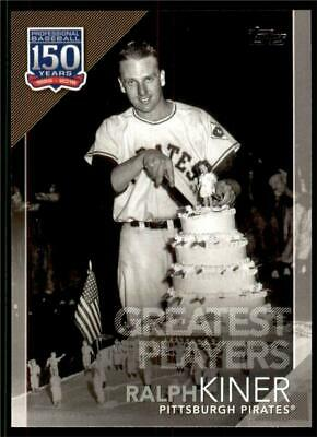 2019 Topps Series 2 Greatest Players GP-45 Ralph Kiner
