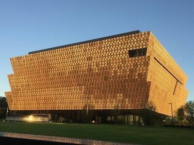 May  NMAAHC National Museum of African American History - Culture Tickets