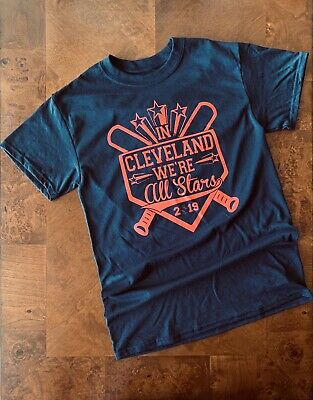 LIMITED EDITION Cleveland All-Star Game T-Shirt - 2019 Indians Baseball