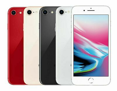 Apple iPhone 8 PRODUCTRED Factory Unlocked 4G LTE iOS Smartphone