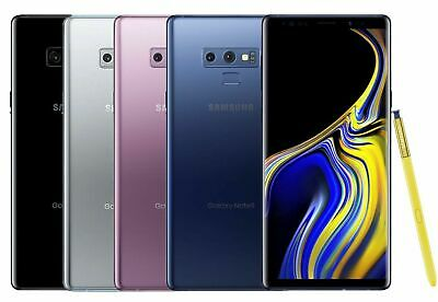 Samsung Galaxy Note9 N960U 128GB Factory Unlocked Smartphone