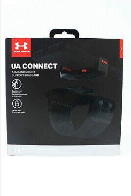 Under Armour UA Connect Armband Mount for UA Protect Cases - Black - NEW