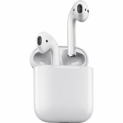 Apple AirPods Wireless Bluetooth Headphones - White MMEF2AMA