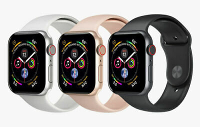 Apple Watch Series 4 GPS - Cellular 40mm Smartwatch