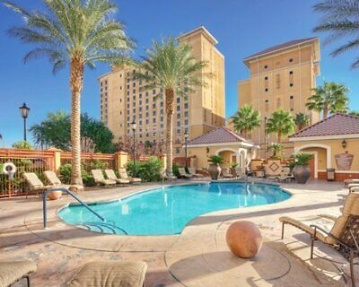 WYNDHAM GRAND DESERT 190000 POINTS ANNUAL TIMESHARE DEED