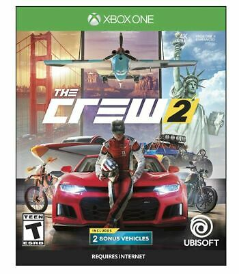 Ubisoft The Crew 2 Deluxe Edition Xbox One