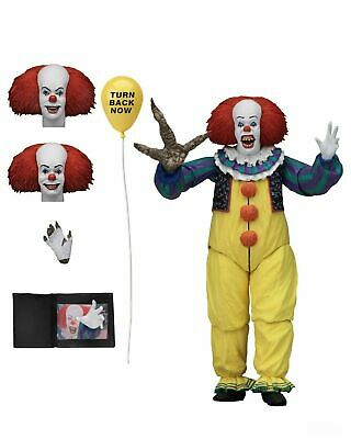 IT 1990 - 7 Scale Action Figure - Ultimate Pennywise v-2 - NECA