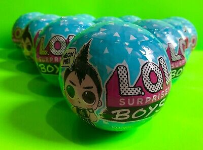 NEW LOL Surprise BOYS Series 1 Surprise Ball In Hand Ships Quickly - FREE