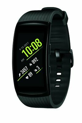 Samsung Gear Fit2 Pro Smartwatch Fitness Band International Model Black