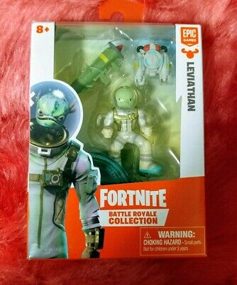 NEW Fortnite Battle Royale Collection Leviathan Solo Pack Mini Figure